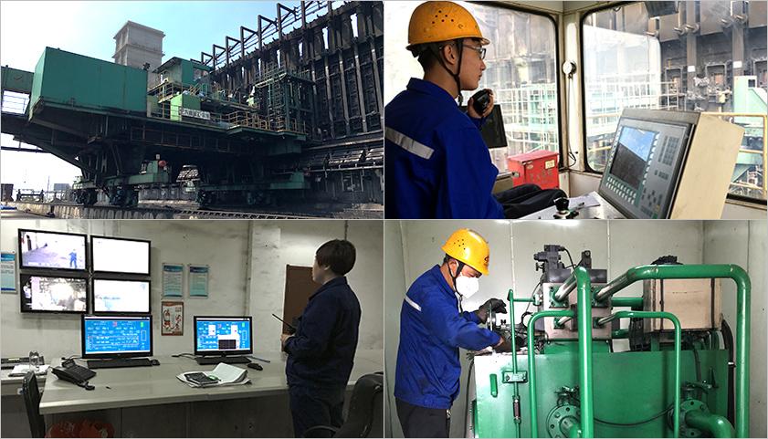 鞍山盛盟煤焦化厂焦炉机械操作、维护、检修、备件管理一体化服务项目