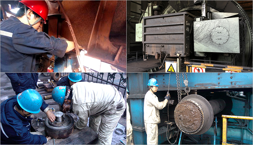 首钢京唐西山焦炉设备、堆取料机、翻车机综合维保服务项目