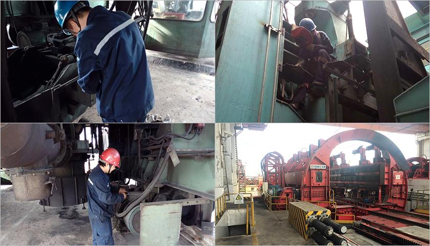 广西盛隆冶金有限公司焦炉设备维保服务项目